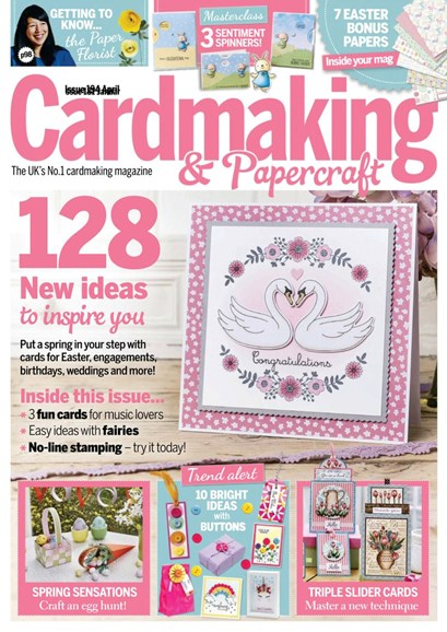 CardMaking & PaperCrafts Cover - 4/1/2019