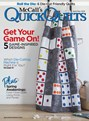 Quick Quilts Magazine | 4/2019 Cover
