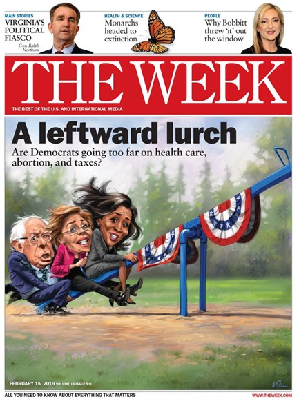 The Week Cover - 2/15/2019