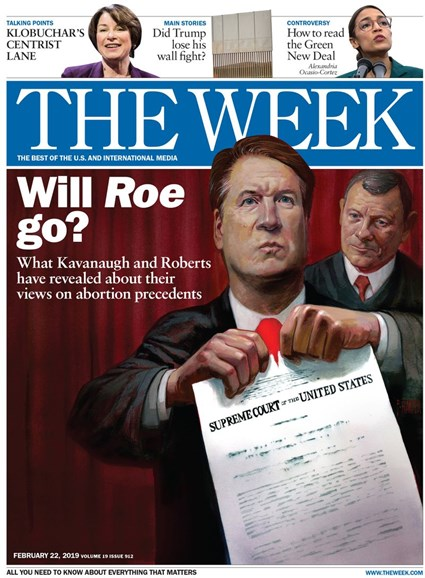 The Week Cover - 2/22/2019