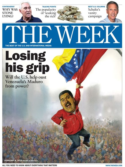 The Week Cover - 2/8/2019