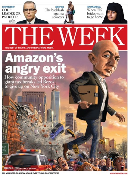 The Week Cover - 3/1/2019