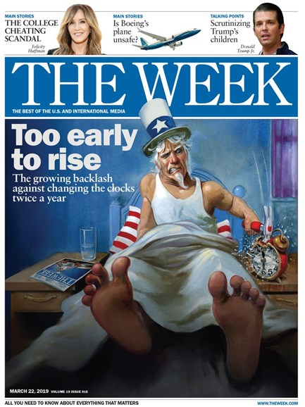 The Week Cover - 3/22/2019