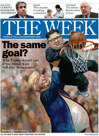 The Week Cover - 3/8/2019