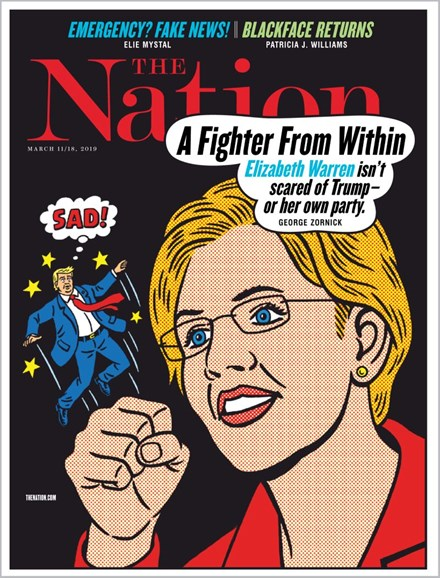 The Nation Cover - 3/11/2019