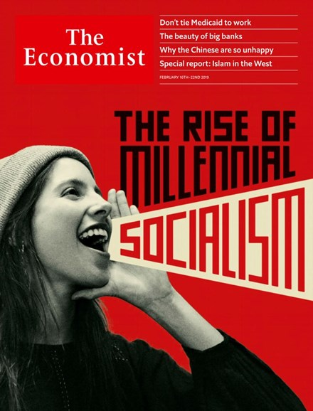 The Economist Cover - 2/16/2019