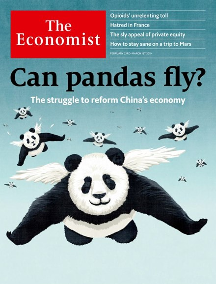 The Economist Cover - 2/23/2019