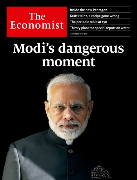 The Economist Cover - 3/2/2019