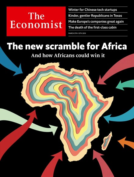 The Economist Cover - 3/9/2019