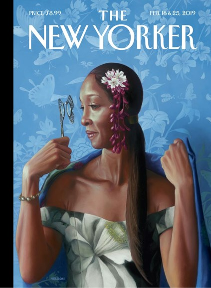 The New Yorker Cover - 2/18/2019
