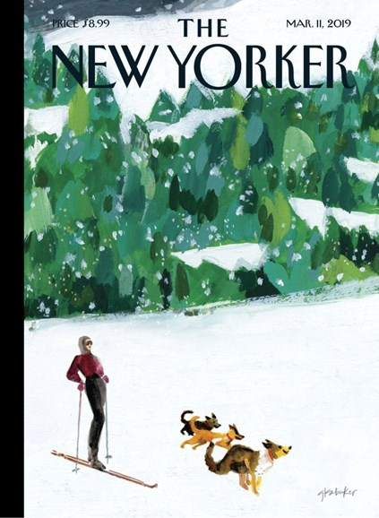 The New Yorker Cover - 3/11/2019