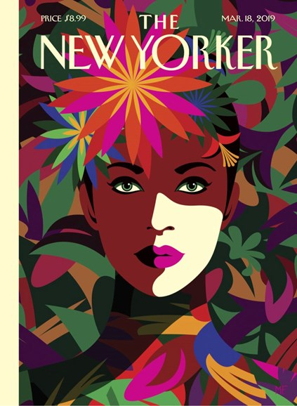 The New Yorker Cover - 3/18/2019