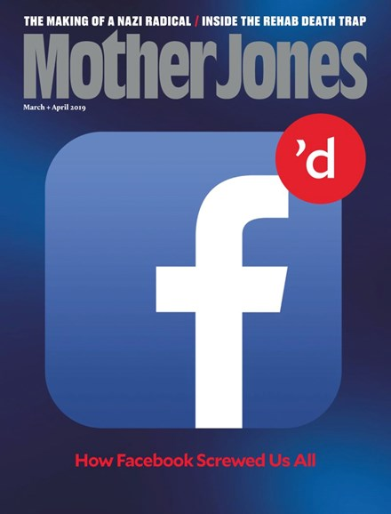 Mother Jones Cover - 3/1/2019