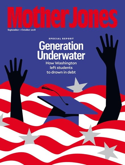 Mother Jones Cover - 9/1/2018