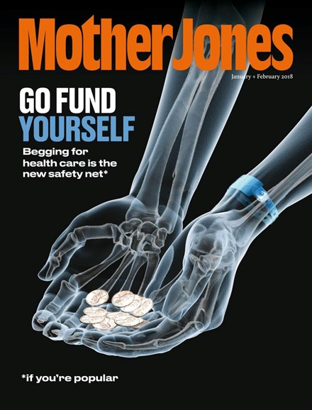 Mother Jones Cover - 1/1/2018