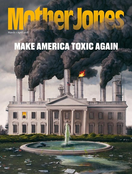 Mother Jones Cover - 3/1/2018