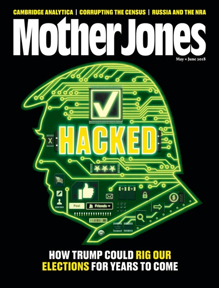 Mother Jones Cover - 5/1/2018