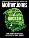 Mother Jones | 5/1/2018 Cover