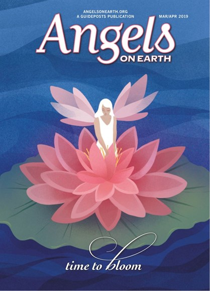 Angels on Earth Cover - 3/1/2019