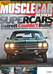 Muscle Car Review Magazine | 3/1/2019 Cover