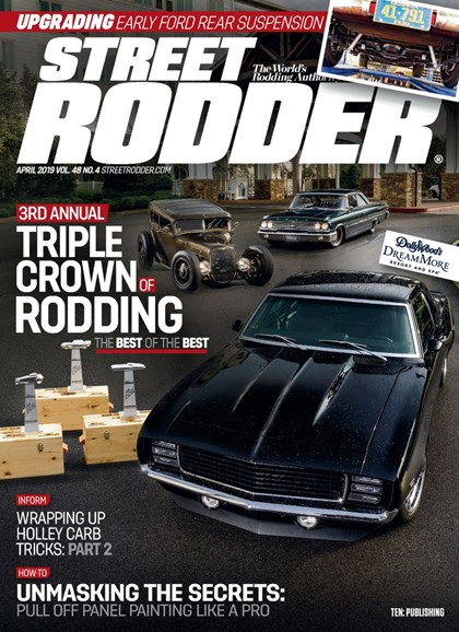 Street Rodder Cover - 4/1/2019