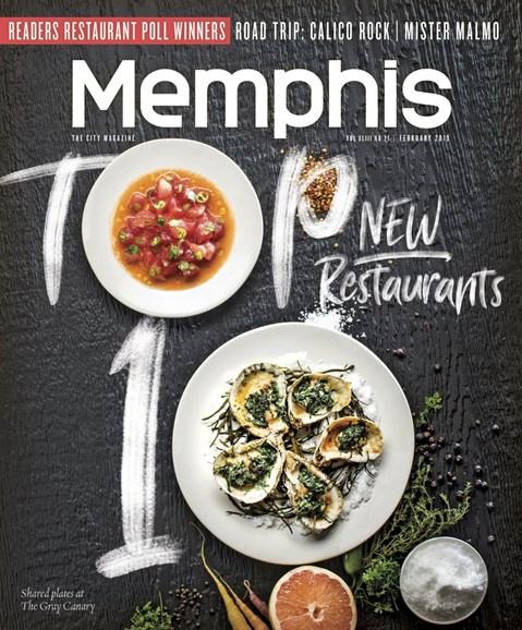 Memphis Cover - 2/1/2019