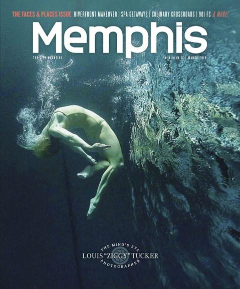Memphis Cover - 3/1/2019
