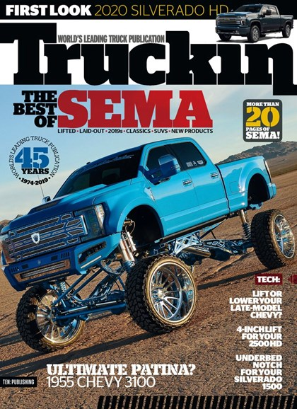 Truckin' Cover - 5/1/2019