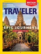 National Geographic Traveler Magazine 2/1/2019