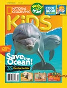 National Geographic Kids Magazine 4/1/2019