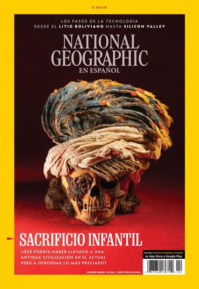 National Geographic En Español Cover - 2/1/2019
