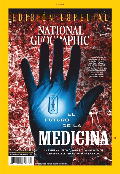 National Geographic En Español Cover - 1/1/2019