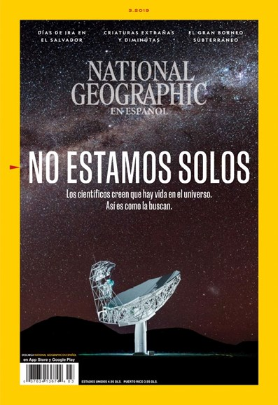 National Geographic En Español Cover - 3/1/2019