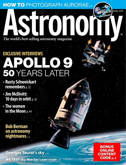 Astronomy Cover - 4/1/2019