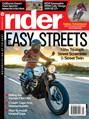Rider Magazine | 3/2019 Cover