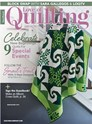 Fons & Porter's Love of Quilting | 3/2019 Cover