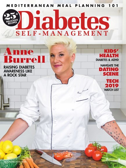 Diabetes Self-Management Cover - 3/1/2019