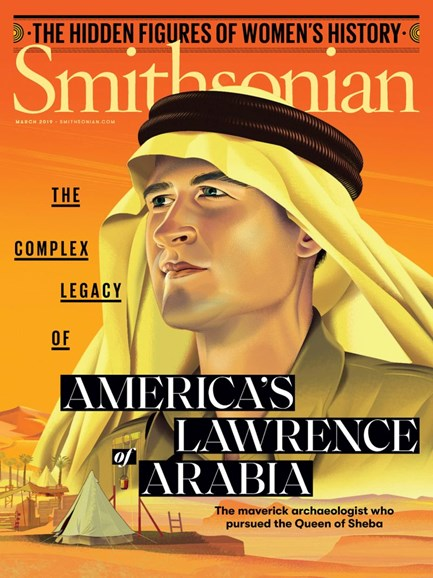 Smithsonian Cover - 3/1/2019