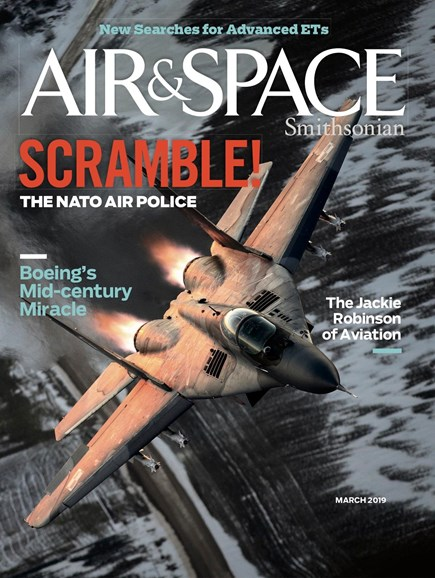 Air & Space Cover - 3/1/2019