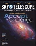Sky & Telescope Magazine   4/2019 Cover