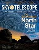 Sky & Telescope Magazine   3/2019 Cover