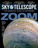 Sky & Telescope Magazine   5/2019 Cover
