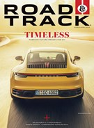 Road and Track Magazine 3/1/2019