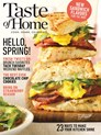 Taste of Home | 4/2019 Cover