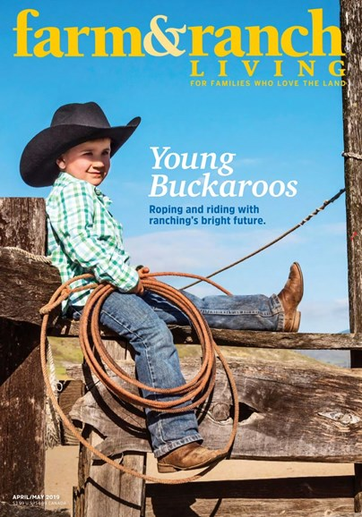 Farm & Ranch Living Cover - 4/1/2019