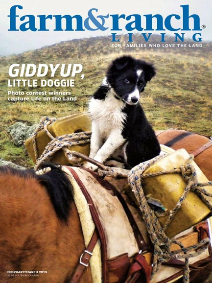 Farm & Ranch Living Cover - 2/1/2019