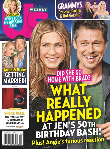 Us Weekly Cover - 2/25/2019