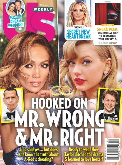 Us Weekly Cover - 3/25/2019