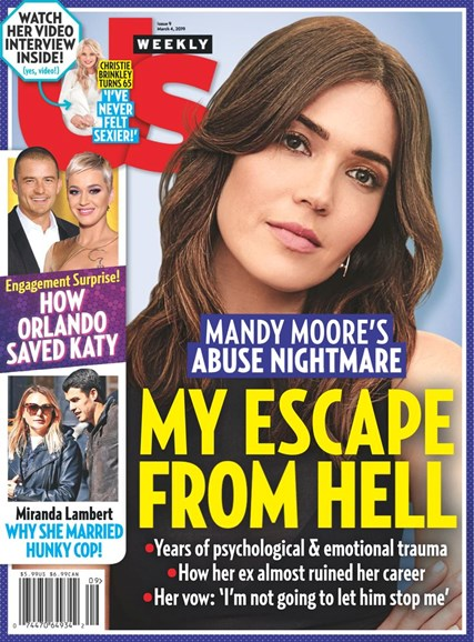 Us Weekly Cover - 3/4/2019
