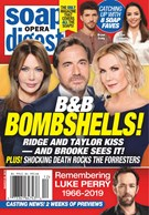Soap Opera Digest Magazine 3/25/2019